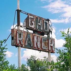Abandoned America #2 - Longhorn Ranch by Georgia Threet