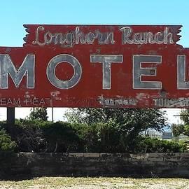 Abandoned America #5 - Motel by Georgia Threet