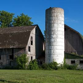Ann Horn - Abandoned Barns
