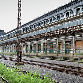 Abandoned Canfranc international railway station by RicardMN Photography