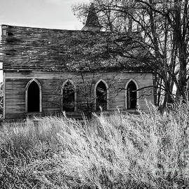 Bob Christopher - Abandoned Church Grass Valley 2