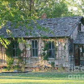 Abandoned Cottage by Tony Baca