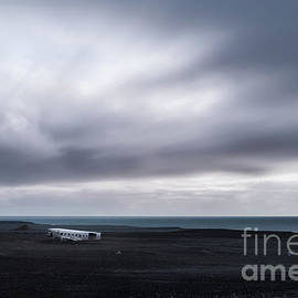 Abandoned Dc 3 Plane  by Michael Ver Sprill
