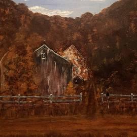 J Michael Affolter - Abandoned Farmstead