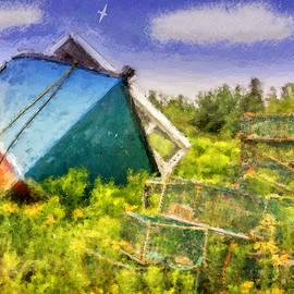 Ken Morris - Abandoned Fishing Boat in Feltzen South