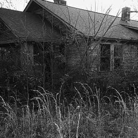 Rusty Gentry - Abandoned House on Hwy. 77 in Elberton, GA