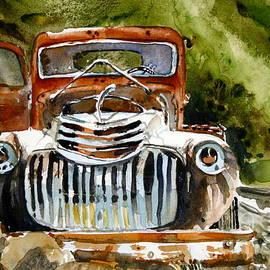 Shirley Sykes Bracken - Abandoned Truck