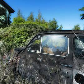 Abandoned Vehicles - Veicoli Abbandonati  2 by Enrico Pelos