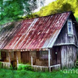 Dan Carmichael - Abandoned Vintage House in the Woods AP
