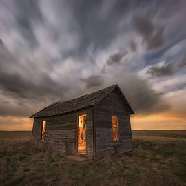 Darren White - Abandoned Winds