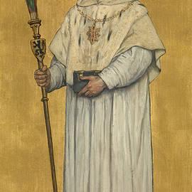 Albert De Vriendt - Abbot of the Sint-Donaas