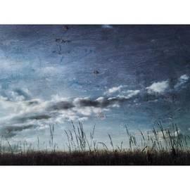Abendwolkig  #wolkig #abend #nokia