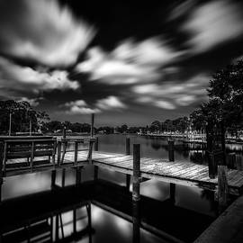 About The Pier by Marvin Spates