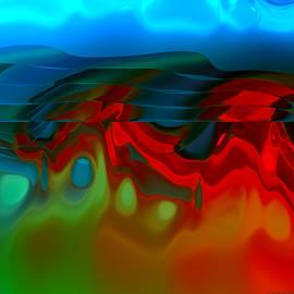 Abstract 430 by Judi Suni Hall