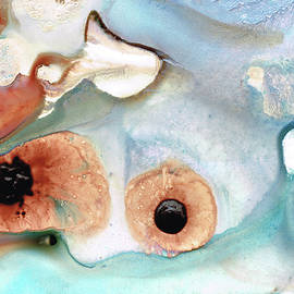 Sharon Cummings - Abstract Art - A Calm Force - Sharon Cummings