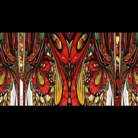Nancy Pauling - Abstract Bird