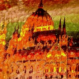 Stephanie Moore - Abstract Cathedral