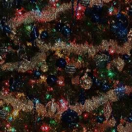 Abstract Christmas Greetings 2017