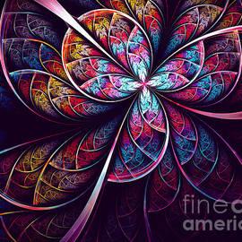 Oksana Ariskina - Abstract Flower