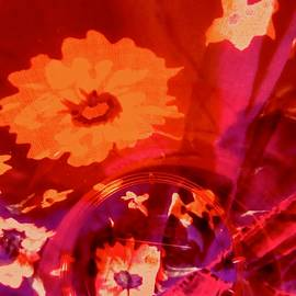 Stephanie Moore - Abstract Flowers #15