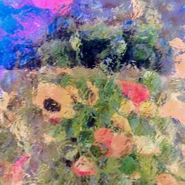 Stephanie Moore - Abstract Flowers #8