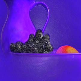 Miss Pet Sitter - Abstract Fruit Art 53