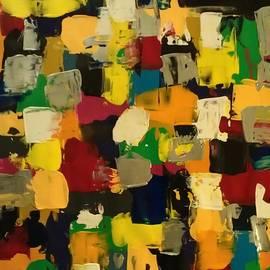 Sonya Wilson - Abstract Fun