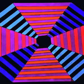 Neal Alicakos - Abstract Fun Tunnel