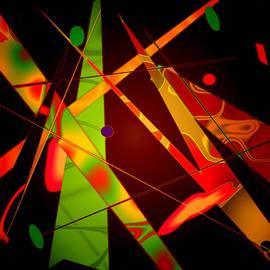 Mario Carini - Abstract Future Visions