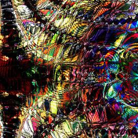 Abstract Happiness by Kiki Art