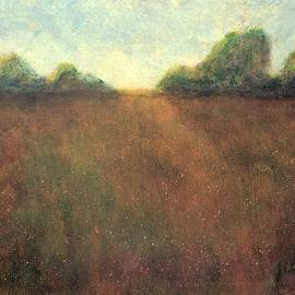 Abstract Landscape #212 - Art by Jim Whalen by Jim Whalen