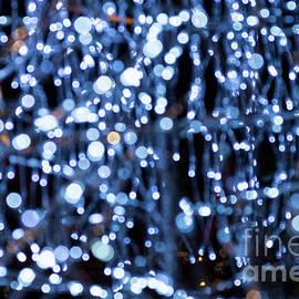 Jennifer White - Abstract Of Blue Lights