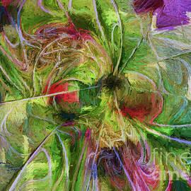 Deborah Benoit - Abstract of Color
