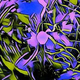Ally White - Abstract Plasma Ball