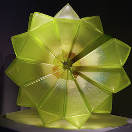 Dennis Dugan - Abstract Plate