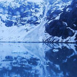 Surreal Reflections In Alaska by Poet's Eye