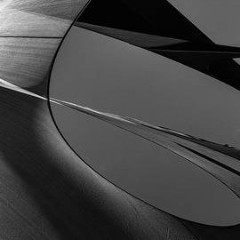 Abstract Sailcloth 202 by Bob Orsillo