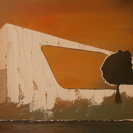 Maria Woithofer - Abstract sky line