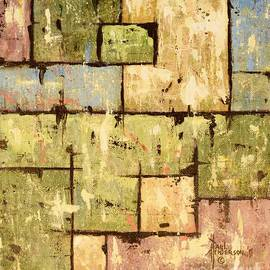 Paul Henderson - Abstract Textures II