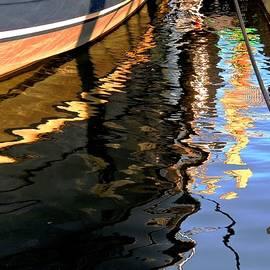 Karen Majkrzak - Abstract Water Reflection