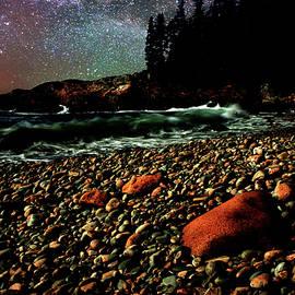 Brent L Ander - Acadia Nights