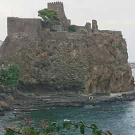 Acicastello, Catania, Sicily by Samuel Pye
