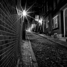 Acorn Street  by Colin Chase