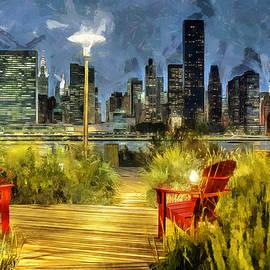 Ronald Bolokofsky - Across the Hudson