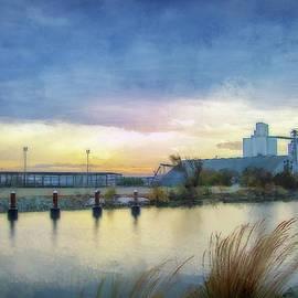Terry Davis - Across the San Joaquin
