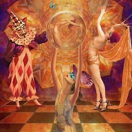 Joseph J Stevens - Act 3 Burlesque Circus Follies