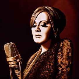 Paul Meijering - Adele Skyfall Gold