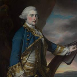 Admiral Harry Paulet, Sixth Duke of Bolton - Francis Cotes