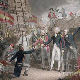 Daniel Orme - Admiral Nelson