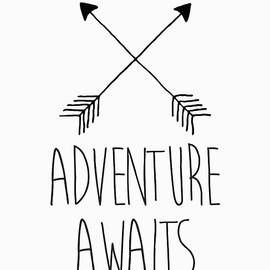 Adventure Awaits by Zapista Zapista